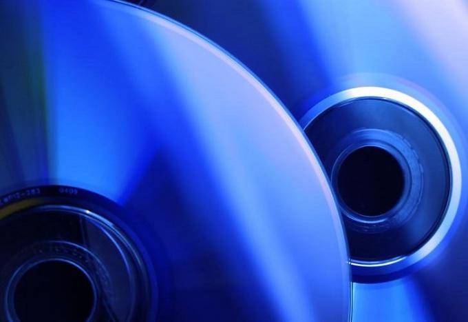 Блю-рей - это формат оптического диска повышенной плотности