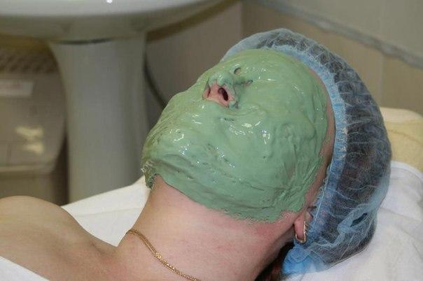 Как сделать альгинатную маску в домашних условиях