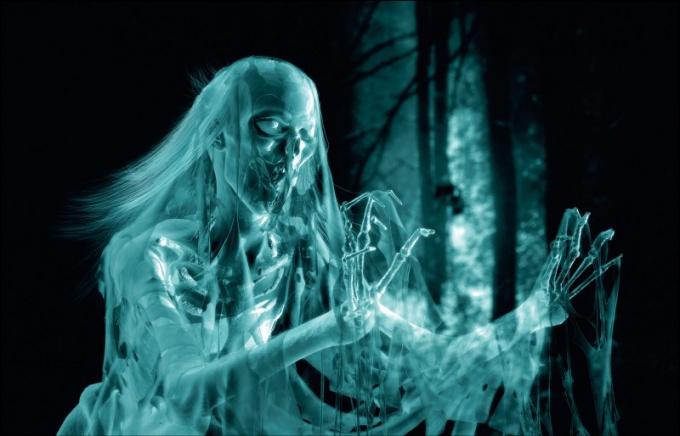 Существуют ли призраки