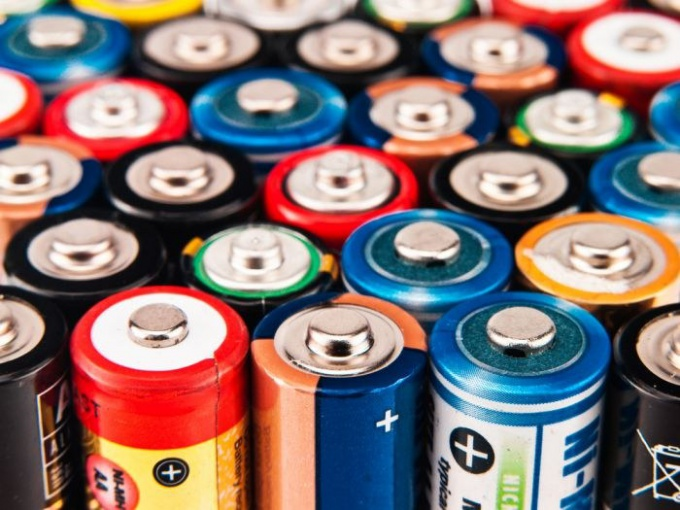 Alkaline batteries are the most popular
