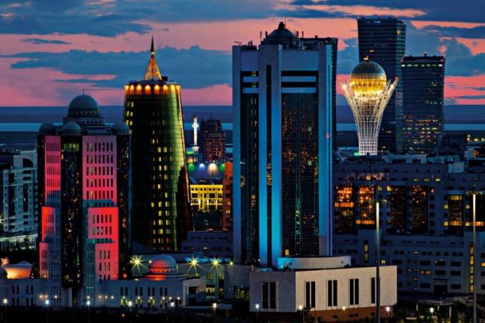 Казахстан нужен ли загранпаспорт для россиян