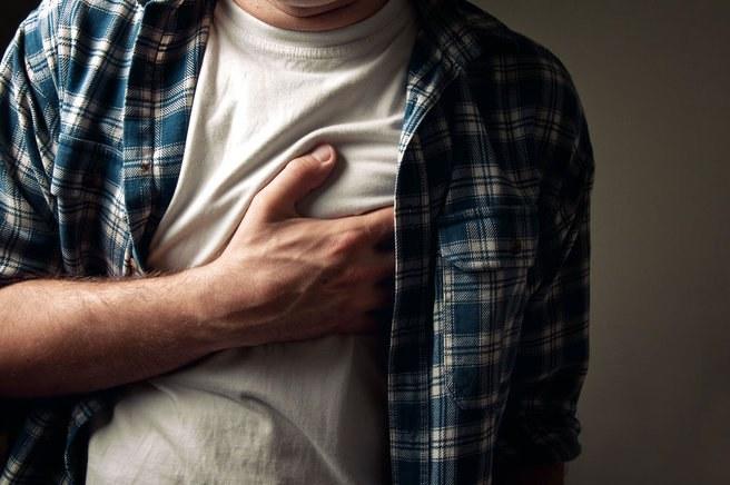 Почему бывает жжение в сердце
