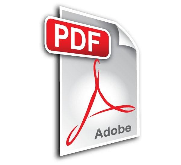 формат PDF используется для создания и хранения электронных документов