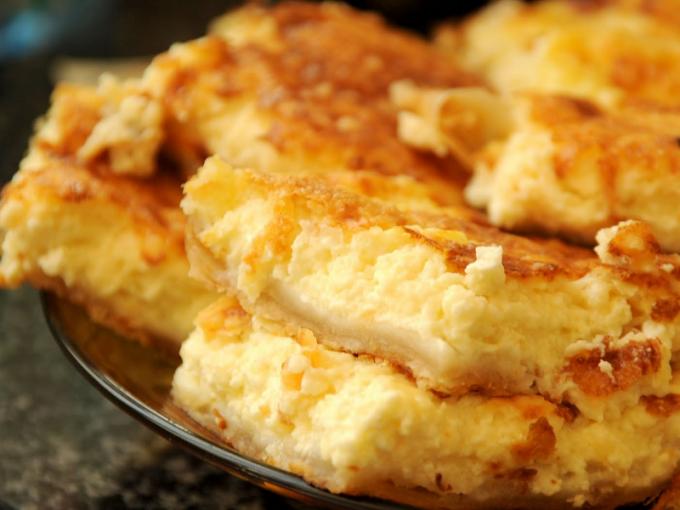 Как приготовить сырный торт