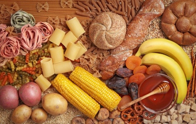 В каких продуктах содержится крахмал
