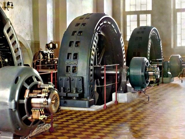 Электрические генераторы переменного тока
