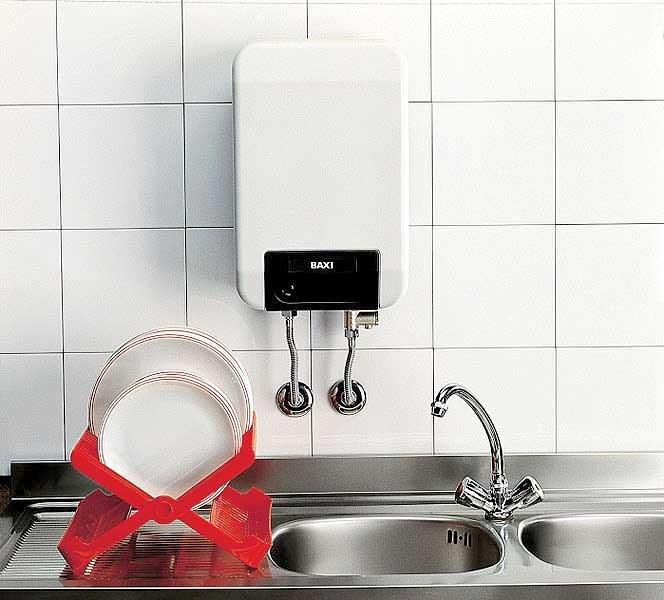 Как пользоваться электрическим водонагревателем