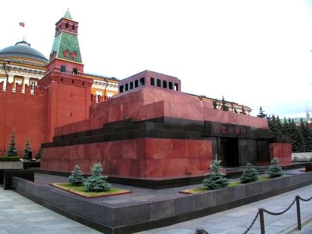 Как работает мавзолей Ленина