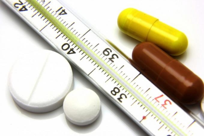 Поднимать температуру тела искусственными методами - опасно для здоровья!