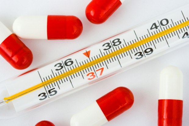 What are the most effective pills on the temperature