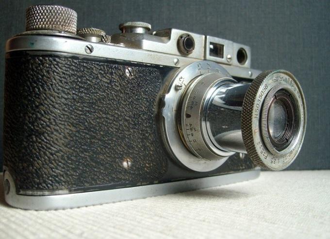 Такими были фотокамеры до прихода цифры