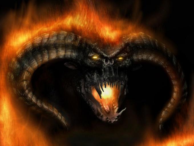 Чтобы стать демоном, необязательно смотреть мистические фильмы!
