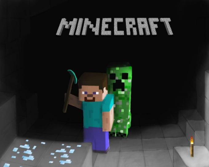 Как играть в minecraft по сети