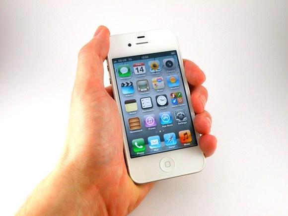 Как настроить интернет на айфоне 4s