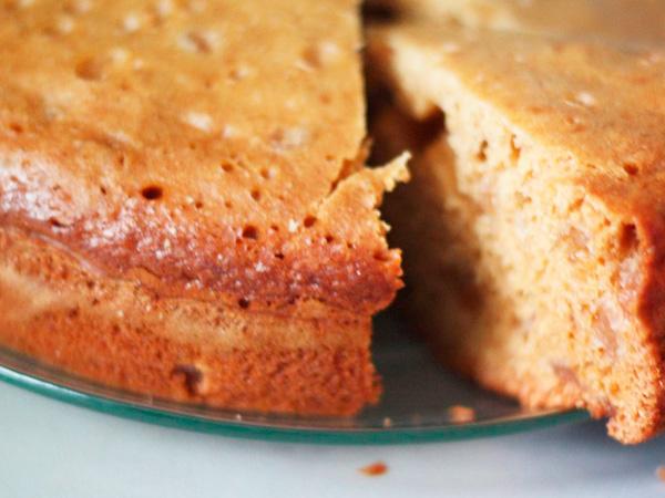 Вкусный кекс в мультиварке