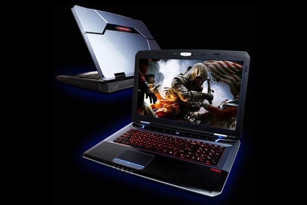 Семейство геймерских ноутбуков отличается агрессивным дизайном