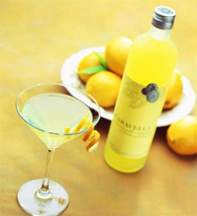 """Лимонный ликер """"Лимончелло"""""""