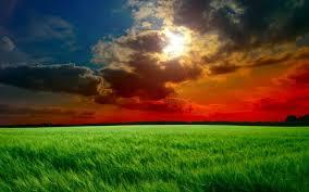 Почему небо меняет цвет?
