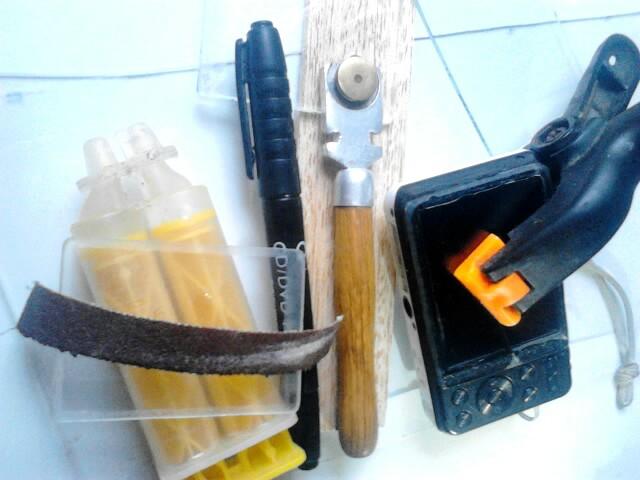 Весь набор инструментов