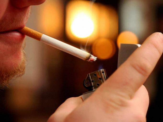 Как курение влияет на организм