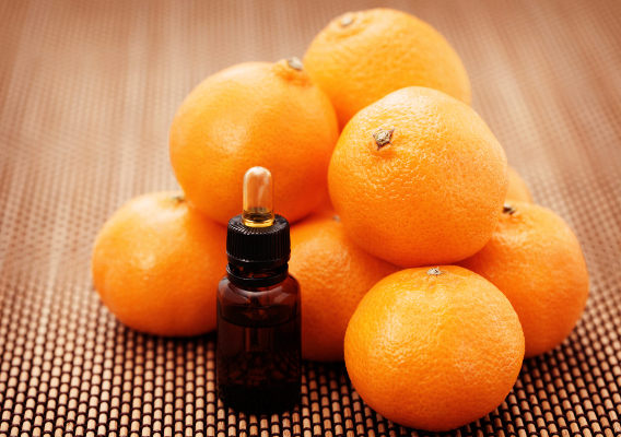 Применение мандаринового масла