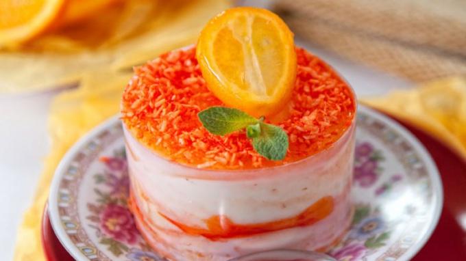 Как приготовить йогуртовые пирожные