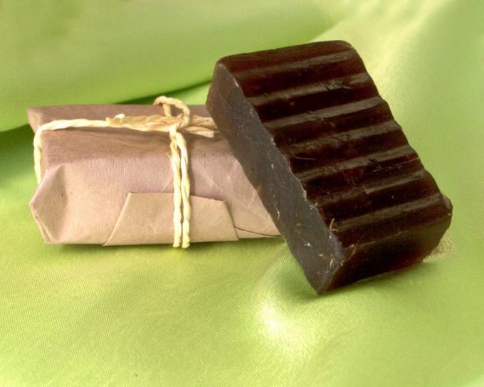 How useful tar soap