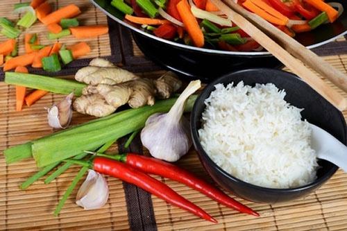 Классическая азиатская диета