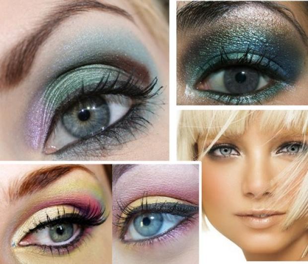 Как правильно подобрать наряд под цвет глаз