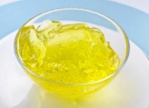 Блюда с желатином