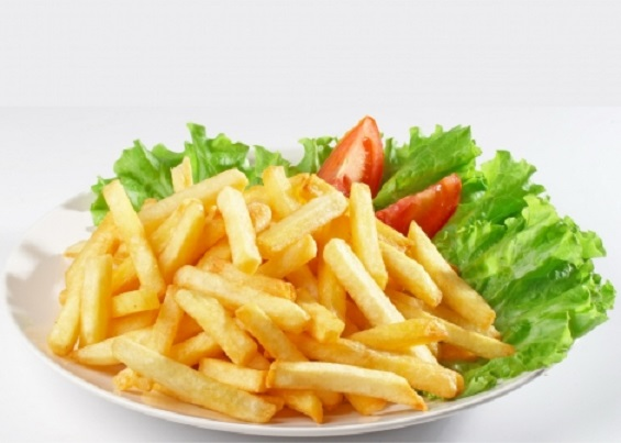 Fries - the best recipes.