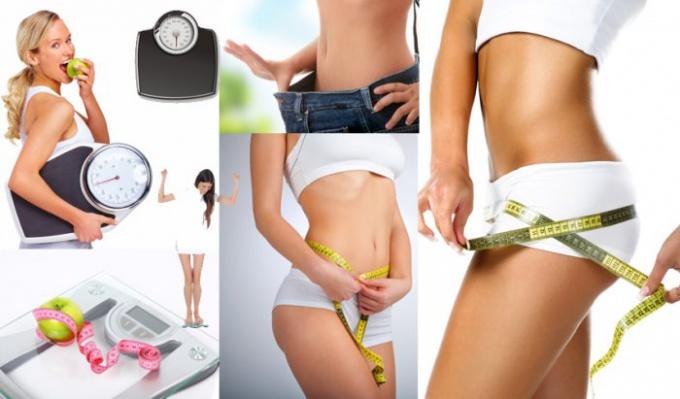 Как похудеть незаметно