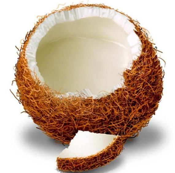 Жуем кокос и худеем