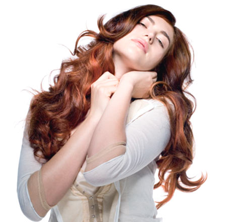 Красивые волосы залог успеха