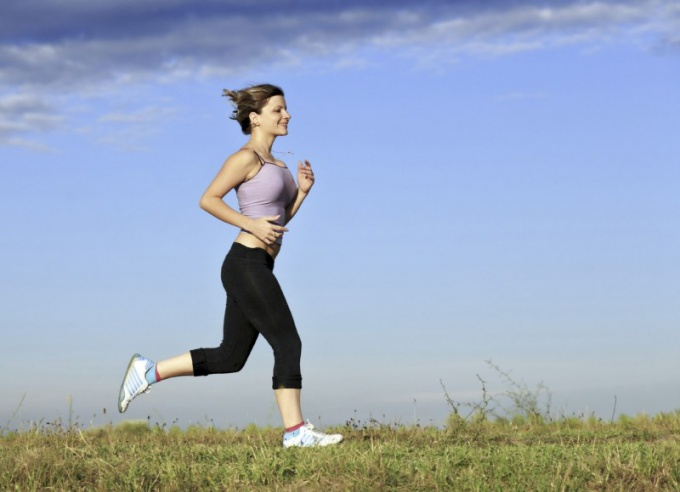 How much to run to lose weight