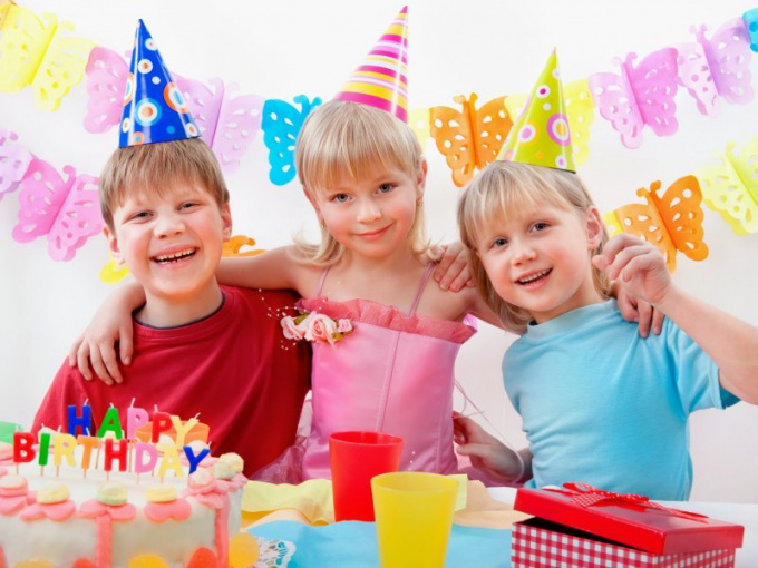 Как отпраздновать 5-летие ребенка