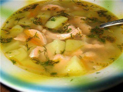 Как приготовить вкусный рыбный суп