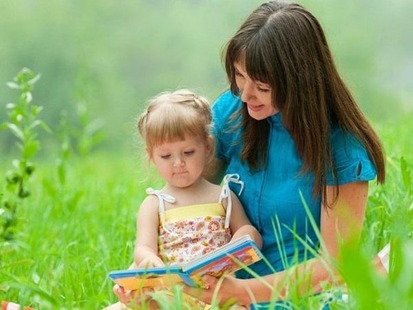 Как правильно читать детям