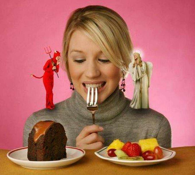 4 простых совета для похудения