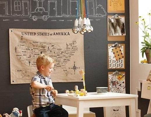 Как сделать оригинальные светильники для детской комнаты своими руками