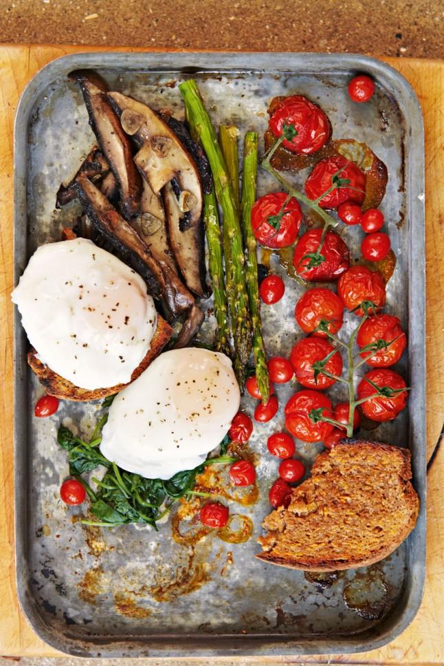 Завтрак Виктории Бэкхем: рецепт от Honestly Healthy