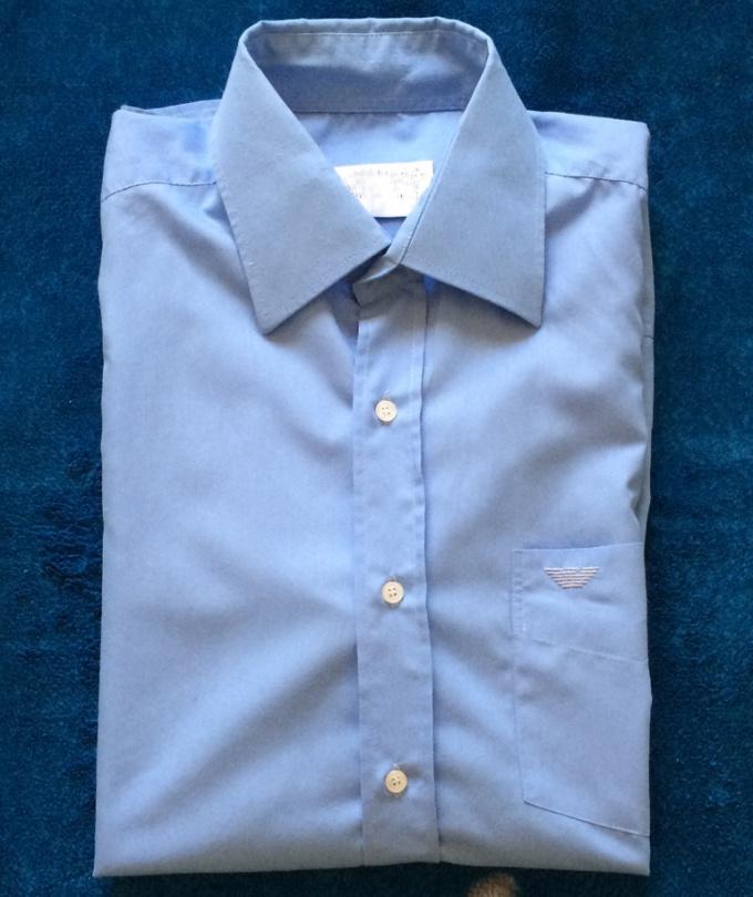 Вторая жизнь мужской рубашки
