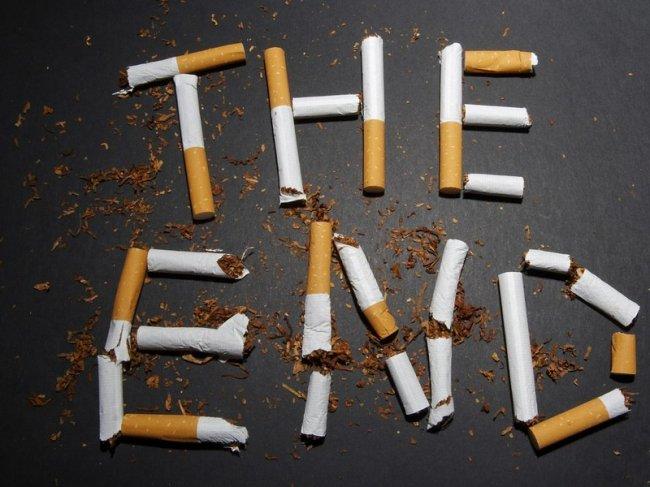Что будет, если бросить курить