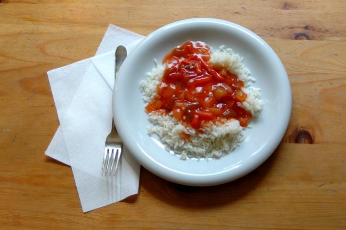 Как приготовить рассыпчатый рис в мультиварке