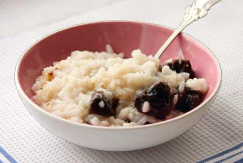 Как готовить низкокалорийную рисовую кашу