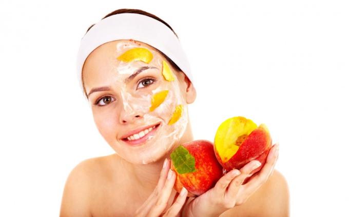 Овощи и фрукты для питания кожи