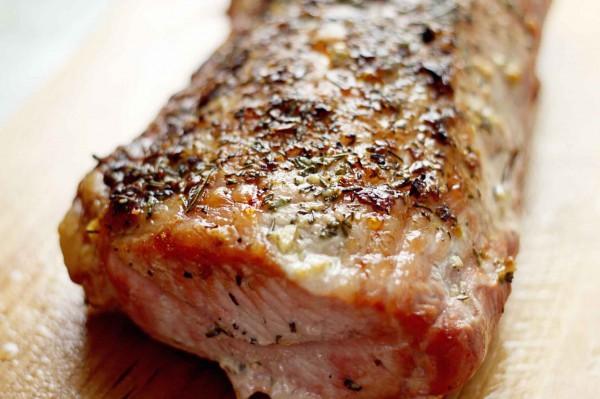 Свинина с розмарином рецепт