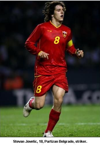 Стефан Йоветич готов выйти на Евро-2016