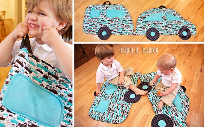Для шьем ребенка своими руками