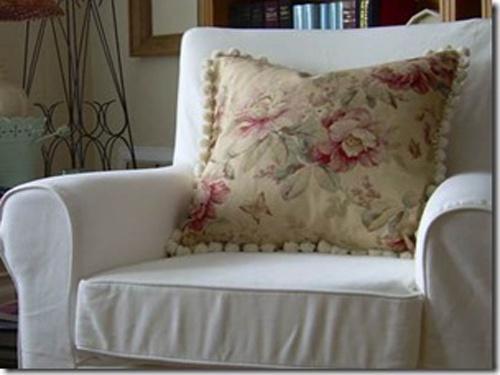 Как сшить диванную подушку за полчаса